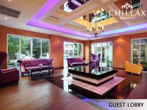 Romantic hotel near Khaosan road