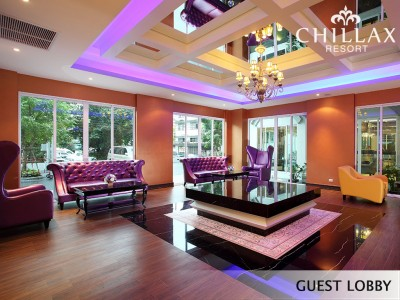 Romantic hotel near Khaosan road