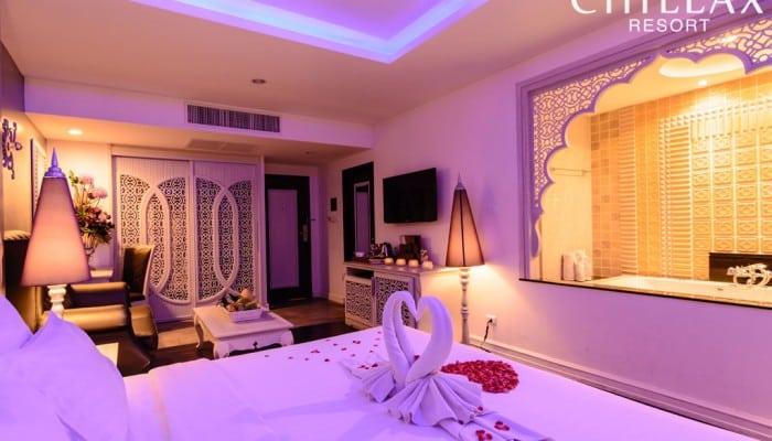 Honeymoon resort Bangkok