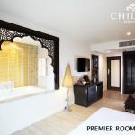 Whirlpool-bath Hotel room in Bangkok