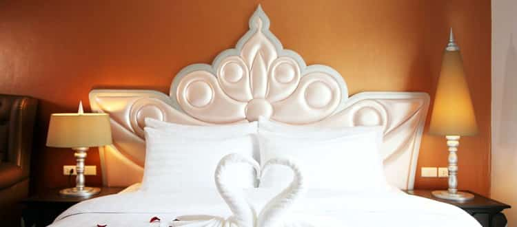 Honeymoon Suite in Bangkok