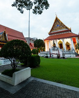 HOTEL NEAR THE NATIONAL MUSEUM BANGKOK, THAILAND