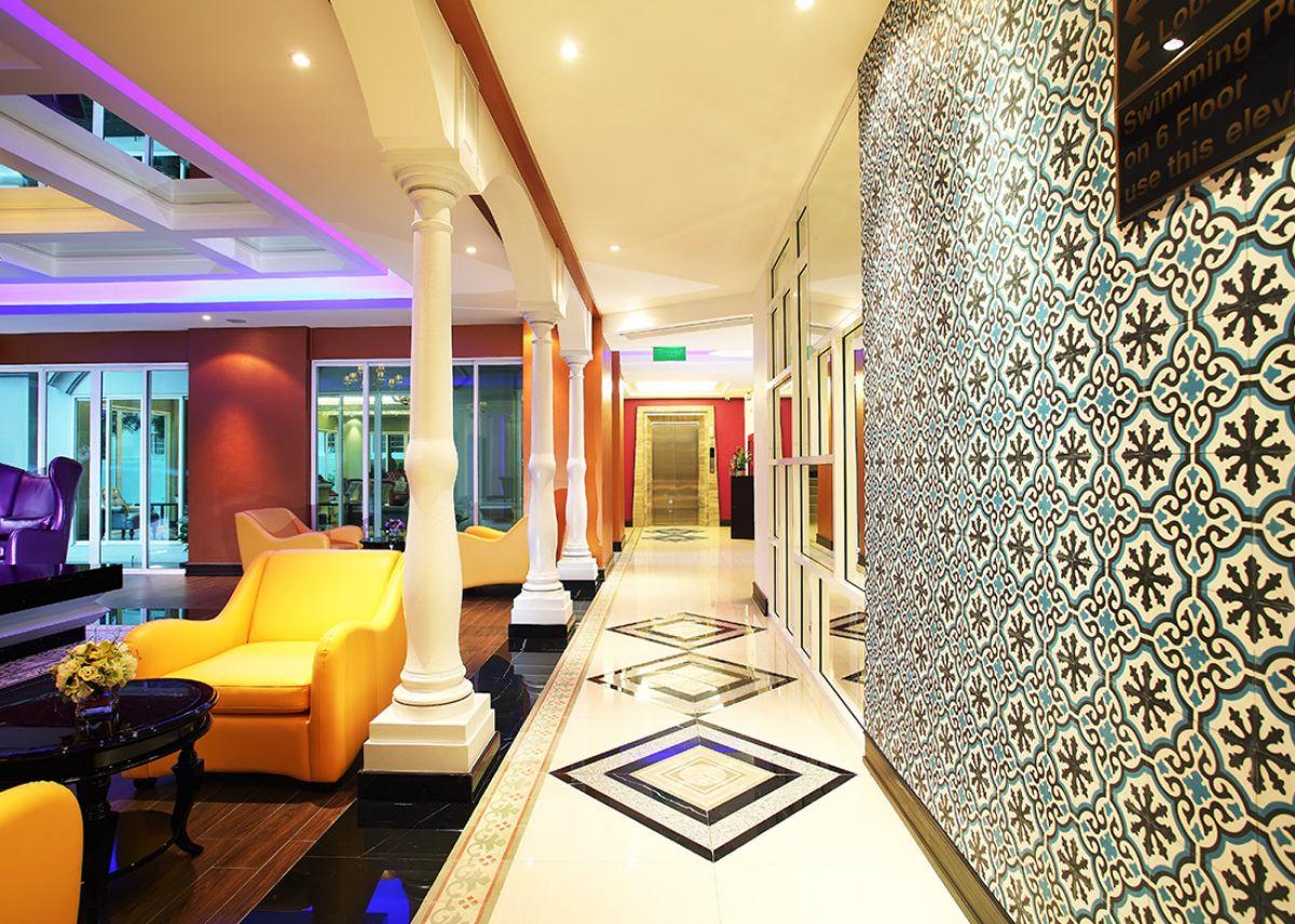 CHILLAX RESORT - ROMANTIC BANGKOK HOTEL IN KHAO SAN