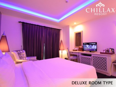 Deluxe room with luxury facilites