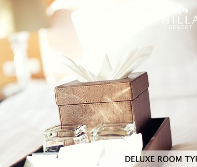Deluxe luxury room in Bangkok