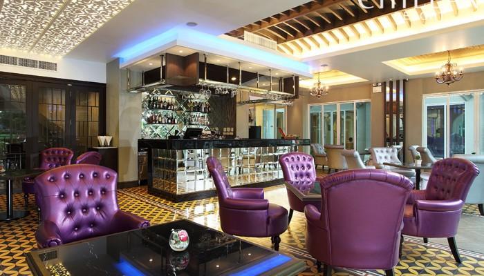 Guest Lobby at Chillax Resort Bangkok