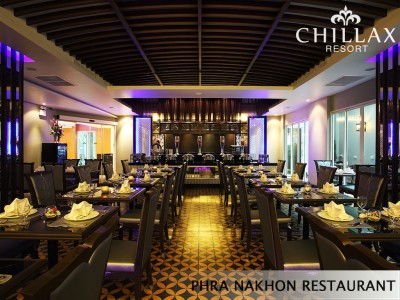 Fine dining restaurant Bangkok