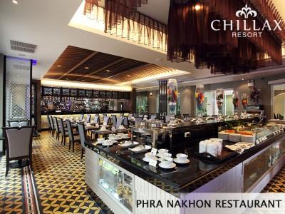Bangkok hotel with restaurant