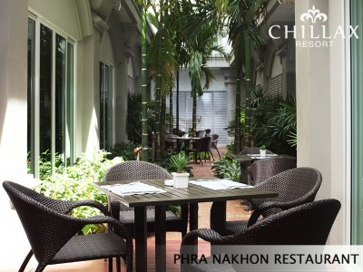 Chill Out resort Bangkok