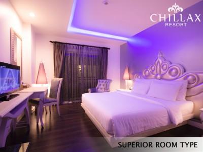 luxury hotel near the Khaosan road