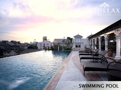 Luxury Boutique hotel with Swimming Pool