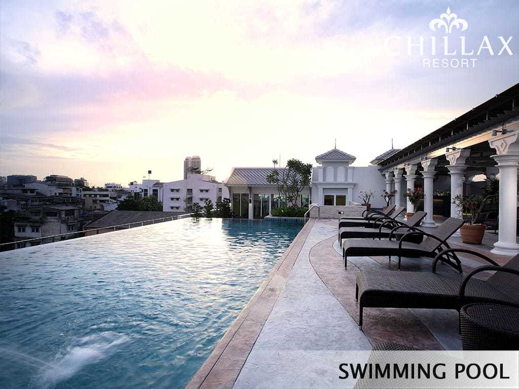 Chillax Resort Romantic Bangkok Hotel In Khao San
