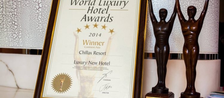 Luxury hotel award winner from Thailand, Bangkok