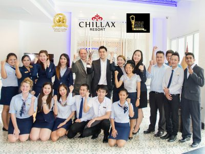 World class Hotel awards winner 2015