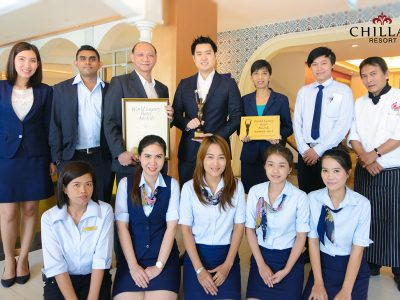 World Luxury hotel award winner 2014
