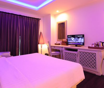 Honeymoon Hotel in Bangkok
