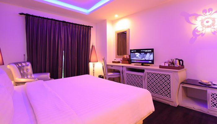 Honeymoon Hotel in Bangkok