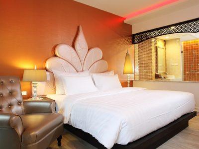 Romantic boutique hotel Bangkok