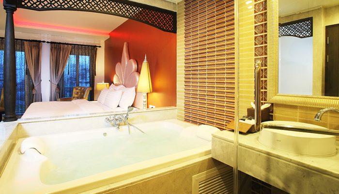 Honeymoon hotel Bangkok