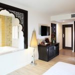 Luxury romantic hotel Bangkok