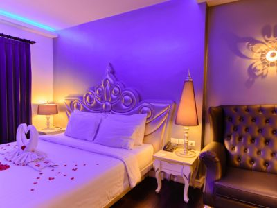 Premier room with Whirlpool bath Bangkok