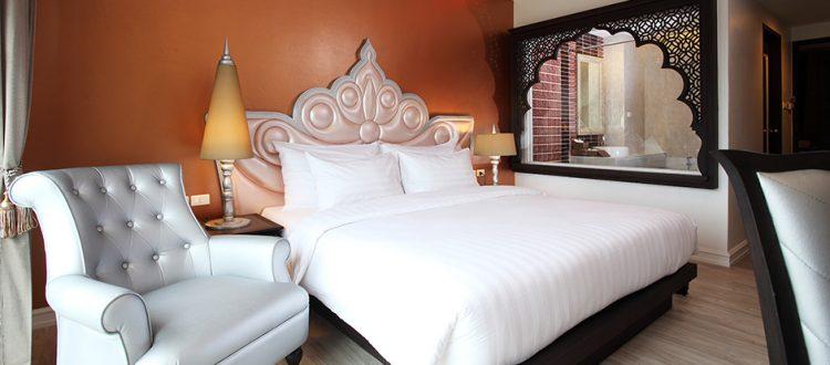 Bangkok hotel near Khaosan road