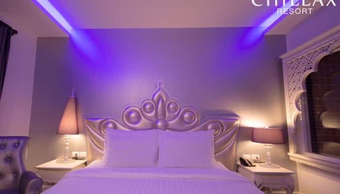 Superior room with Jacuzzi rooms
