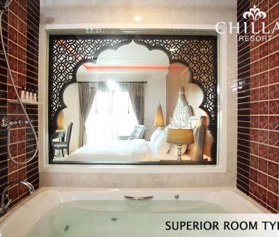 Jacuzzi Hotel rooms Bangkok