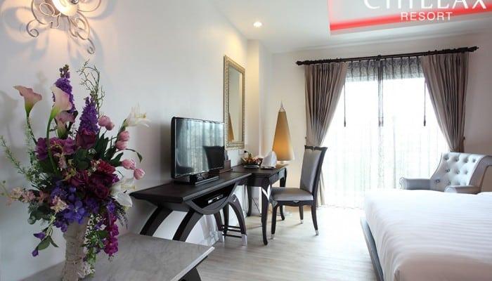 Romantic honeymoon Hotel Bangkok