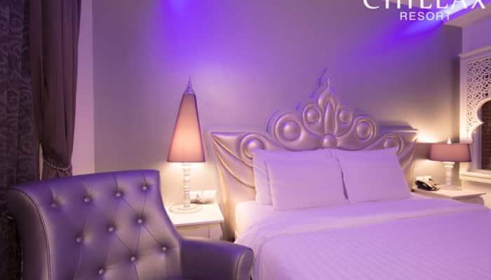 Modern luxury hotel Bangkok
