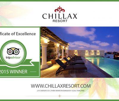 Tripadvisor recommended hotel Bangkok